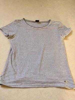 s.Oliver Gestreept shirt veelkleurig Katoen