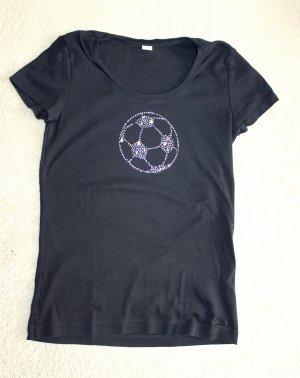 T-Shirt von S.Oliver mit Glitzer