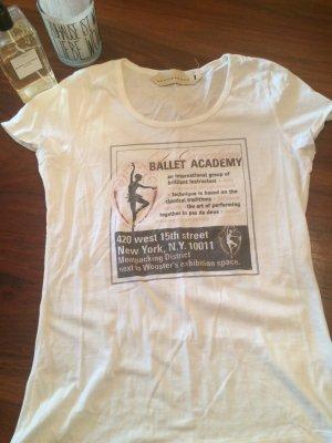 T-Shirt von Schumacher NEU Ballett Print Baumwolle zauberhaft