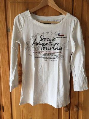 T-Shirt von Soccx mit 3/4 Arm
