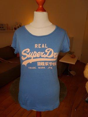 T-Shirt von Superdry mit Logo