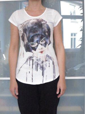 T-Shirt von Tigha mit tollem Aufdruck Gr. M
