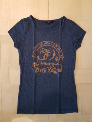 T-Shirt von Tom Tailor Denim Gr. XS