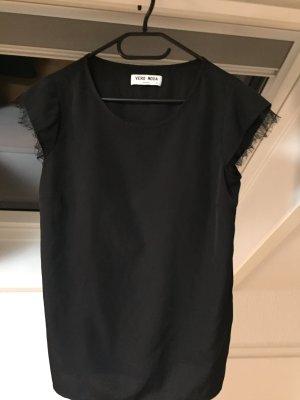 T-Shirt von Vero Moda in schwarz