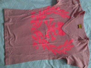 Camicia rosa Cotone