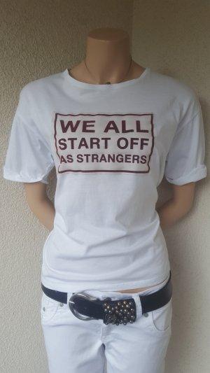 T - Shirt von Zara - Gr. M