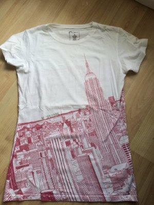 T-Shirt von ZooYork mit New Yorker Skyline *reduziert*