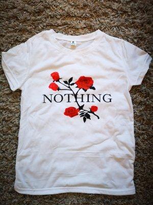 T-Shirt weiß Blogger Neu und OVP Gr. XS 34