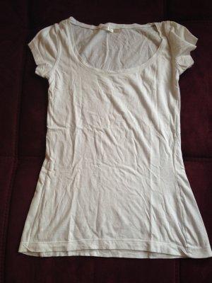 T-Shirt Weiß Größe XS