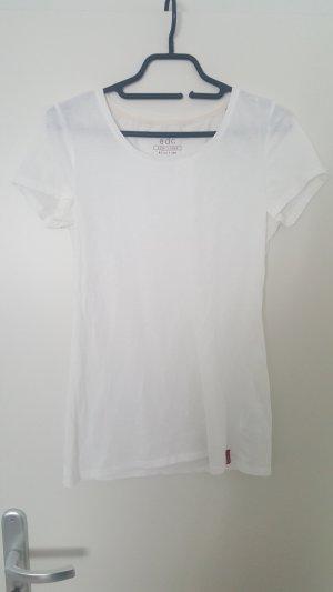 T-shirt, weiß, L, EDC