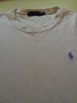 T-Shirt , weiß , Ralph Lauren , Größe M