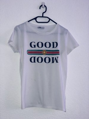 T-shirt Weiß S / 36