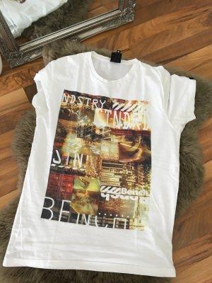 T-Shirt weiß von Bench