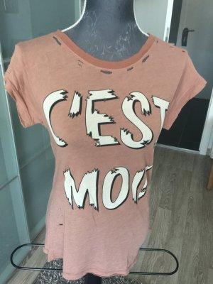 T-Shirt Wildfox C'est moi! S