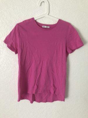 T-Shirt Zara Kollektion Sommer 2019