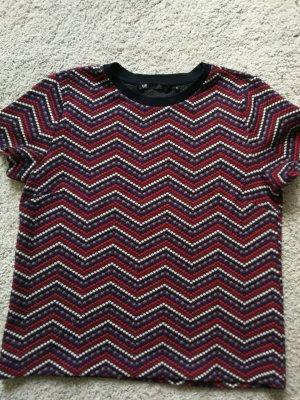 T-Shirt: Zick Zack Chic