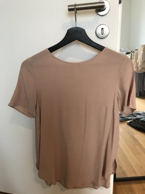 T-Shirtbluse in Altrosa, 36