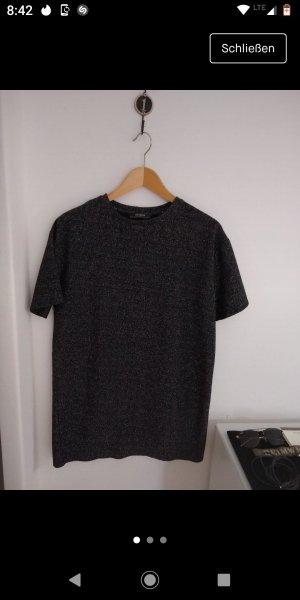T-Shirtkleid Kurz Glitzer Zara