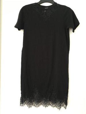 Asos T-shirt jurk zwart