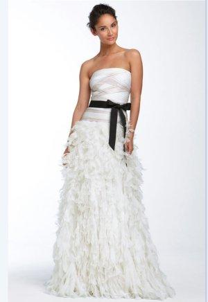 tadashi shoji Brautkleid Hochzeitskleid Abendkleid