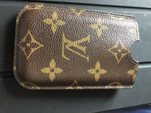 Louis Vuitton Carcasa para teléfono móvil marrón claro-crema