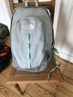 The North Face Trekking Backpack light grey-baby blue