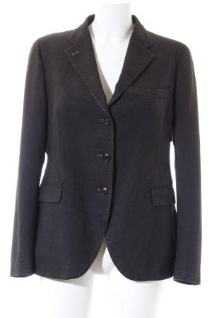Tagliatore Kurz-Blazer schwarz klassischer Stil