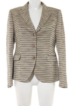 Tagliatore Gebreide blazer abstract patroon extravagante stijl