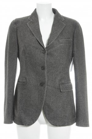 Tagliatore Wool Blazer grey casual look