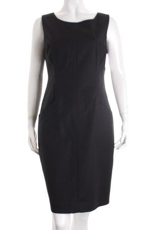 Tahari Etuikleid schwarz Elegant
