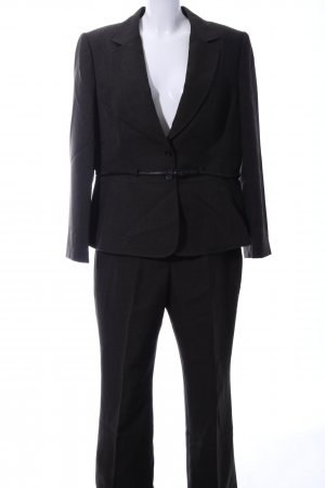 Tahari Trouser Suit black business style