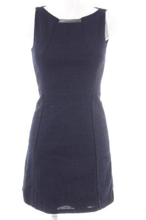 Tahari Minikleid dunkelblau Elegant