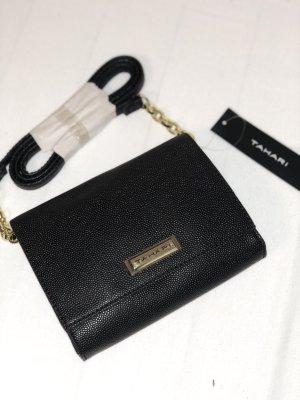 Tahari Schulter Tasche schwarz