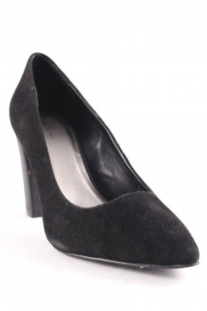 Tahari Spitz-Pumps schwarz Business-Look