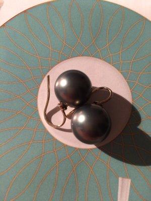 Tahiti Perlen Ohrringe - Einzelnanfertigung