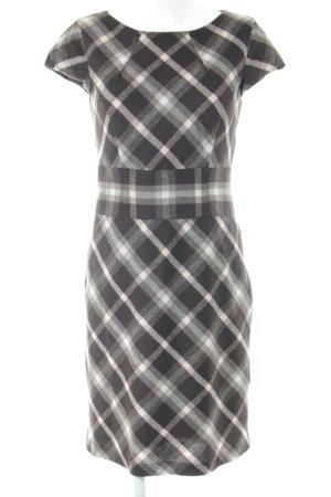 Taifun A-Linien Kleid Karomuster klassischer Stil