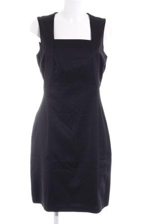 Taifun A-Linien Kleid schwarz Elegant