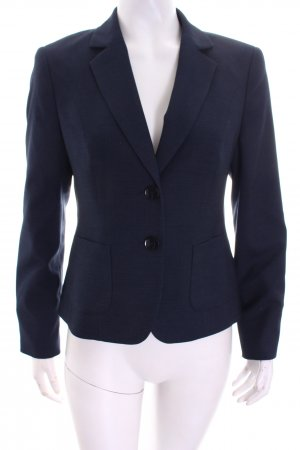 Taifun Blazer dunkelblau-blau Business-Look