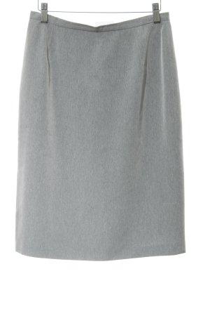 Taifun Pencil Skirt light grey elegant