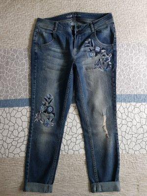 Taifun Boyfriend Jeans blue