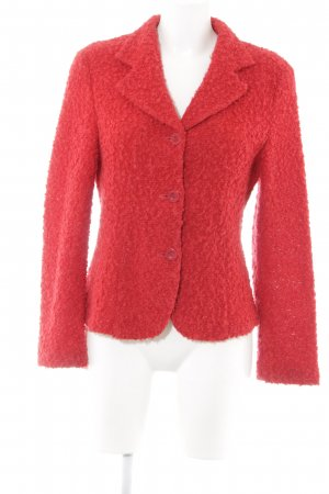 Taifun Cardigan rouge style décontracté