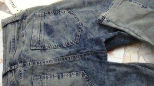 TAIFUN Damen Skinny Jeans Grösse 38 (oder für Grösse 36 im Boyfriend-Style!) Stretchjeans graublau used-Style Neupreis 99,99€ Neu Gerne Preisvorschläge!!!