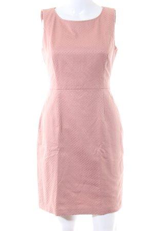 Taifun Etuikleid rosa schlichter Stil