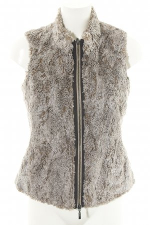 Taifun Fur vest natural white casual look