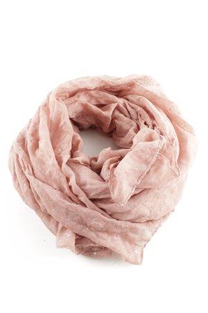 Taifun Halsdoek roze volledige print casual uitstraling