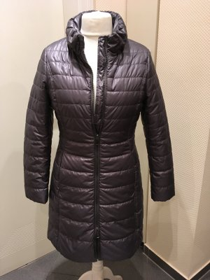 Taifun Quilted Coat grey polyester