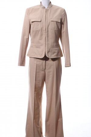 Taifun Tailleur pantalone bianco sporco stile professionale