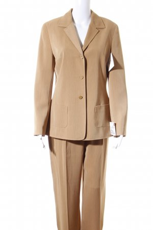 Taifun Hosenanzug beige Business-Look