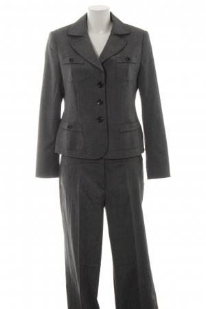 Taifun Trouser Suit grey business style
