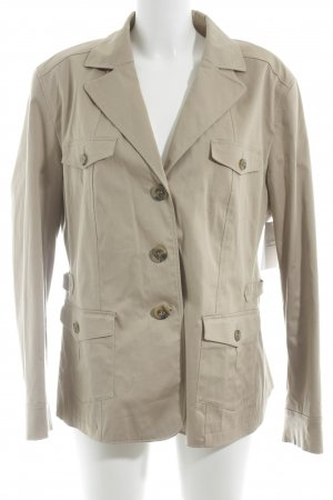 Taifun Jerseyblazer beige Business-Look